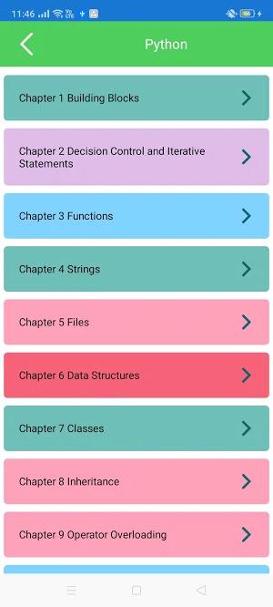 quizzes chapter